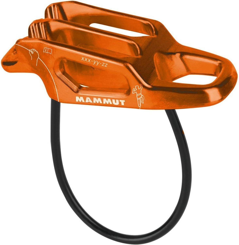 Mammut Asegurador Wall Alpine Dispositivo de Seguridad, Unisex Adulto