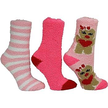 Betsey Johnson Socks 4 Pairs Gingerbread Gift Box NEW