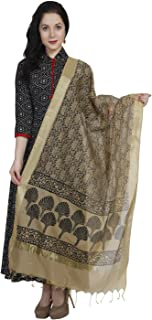 Cotton Silk Printed Dupatta