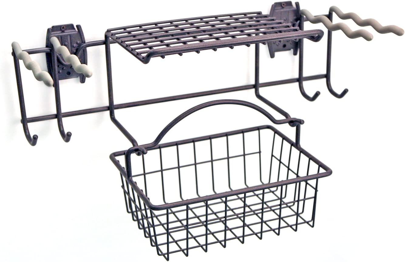 Organized Living 7115520050 Activity Organizer Rack Chicago Mall with Garden Sales results No. 1