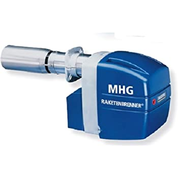 Blaubrenner 1.1-17 K Keramikflammrohr 1-stufig 63044338 Buderus Logatop BE-A /Ölbrenner