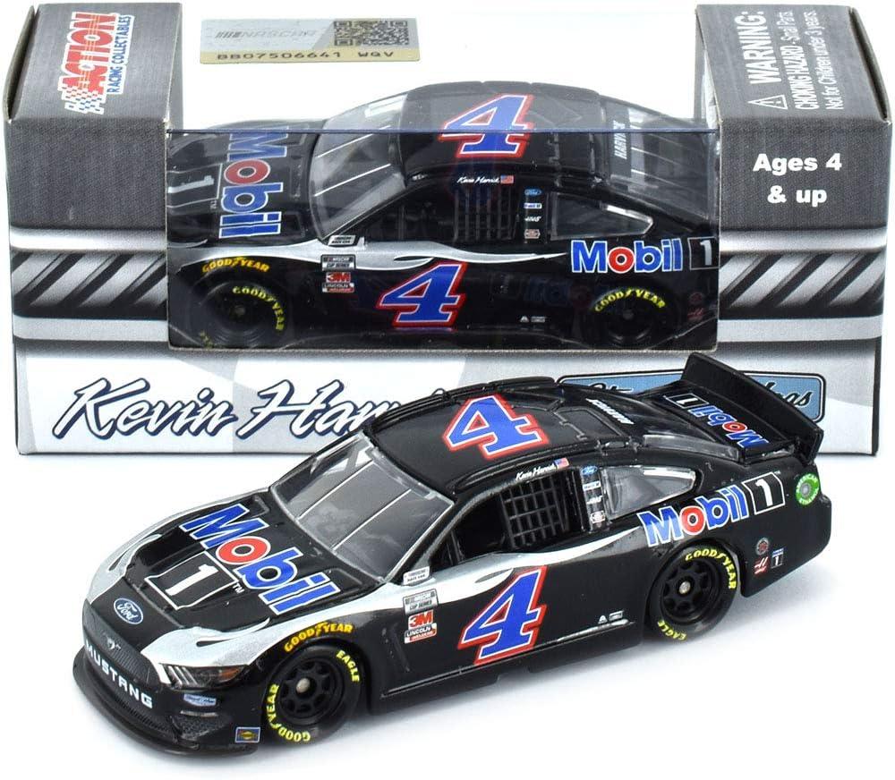 2020 Wave 6 Kevin Harvick Mobil 1 1//64 NASCAR Authentics Diecast $1 COMBINE SHIP