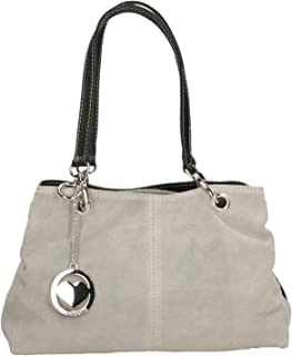 Chicca Borse Bag Borsetta a Mano in Pelle Made in Italy 32x20x14 cm