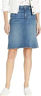 NYDJ Women's Five-Pocket Skirt