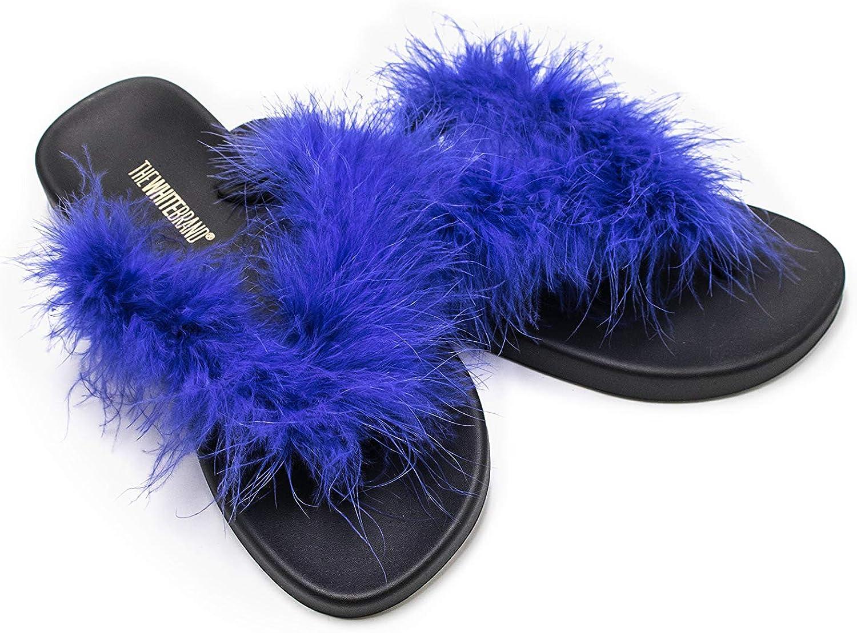 The White Brand Womens Flip Flop Sandals