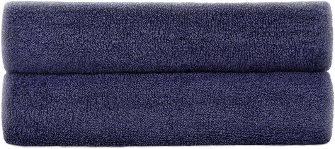SimbaCoco 2-Piece Bath Large special price !! Towel Set Manufacturer OFFicial shop for Bathroom 100% Ring Spun Co