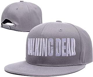 DEBANG The Walking Dead Logo Adjustable snapback Embroidery Baseball Hats Visor Casual Mesh Caps Beanies