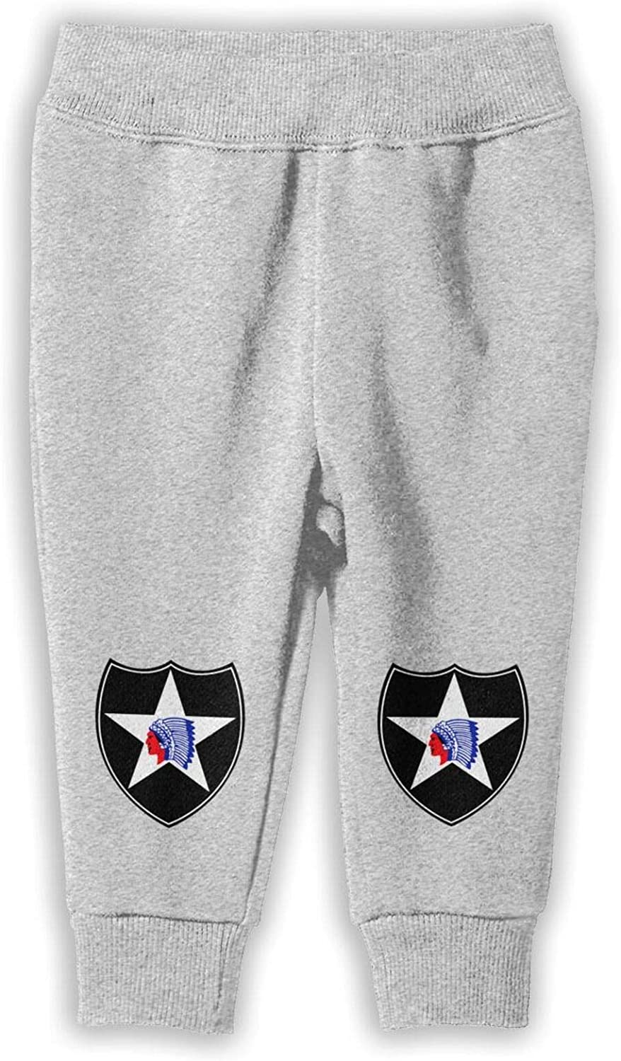 2nd Ranking TOP7 Infantry Division Cheap mail order specialty store Girls Cotton Sweatpants Boy