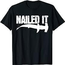 Hammerhead Shark T Shirt Marine Biologist Funny Gift Tee