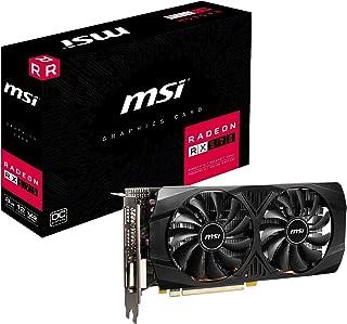 بطاقة رسومات ام اس اي راديون RX 570 8GT OC، PCI-E x16، جاهزة في ار