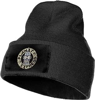 futurama bender knit hat
