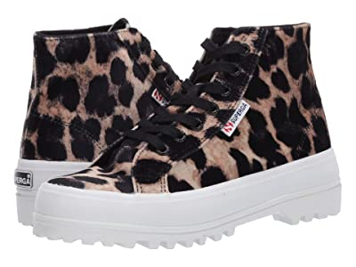 Superga 2341 Fancelw (Leopard) Women