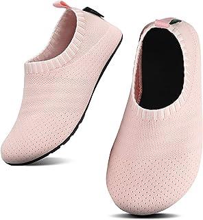 SAGUARO Zapatillas de Estar por Casa Niños Slippers Socks Niña Antideslizantes Ligeras Gr.20-35EU