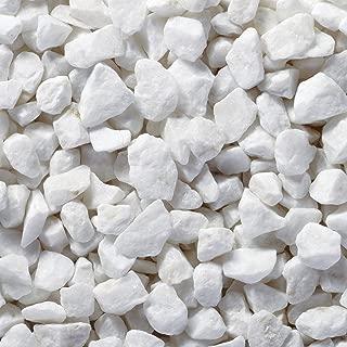 久保田セメント工業 洋風砂利 アベニューストーン  ピュアホワイト 10kg×3袋 36207018(3P)