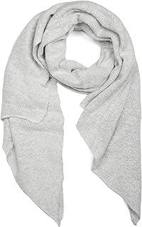 Soft Klassische mit Quasten Miobo Damen Stola Schal Leichter Warmer Schal Winter Stola
