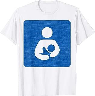 Best breastfeeding symbol t shirt Reviews