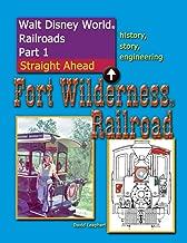 Walt Disney World Railroads Part 1 Fort Wilderness Railroad