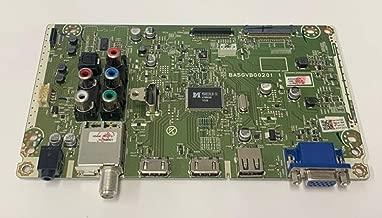 A5GREMMA-001 Sanyo Main Board, BA5GVBG0201 1, A5GRE-MMA, A5GREUH, FW55D25F