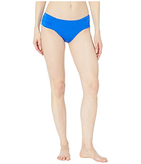 92af75ac96 Tommy Bahama Pearl High-Waist Side-Shirred Bikini Bottom at Zappos.com