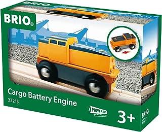 Brio Cargo Battery Train