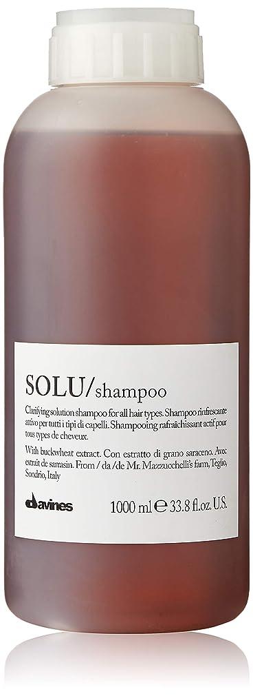 スリンク立ち寄る観点ダヴィネス Solu Clarifying Solution Shampoo (For All Hair Types) 1000ml/33.8oz並行輸入品