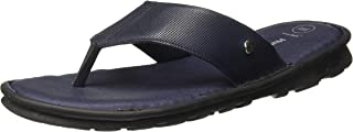 Hush Puppies Men's Rebound Thong Leather Slippers