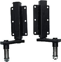 AB Tools 350kg Trailer Suspension Unit (Pair) Stub Axle 6 Mounting Holes Indespension