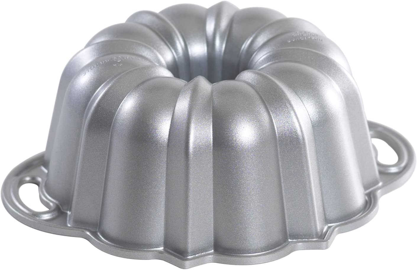 Max Year-end gift 43% OFF Platinum 6 Cup Bundt Pan