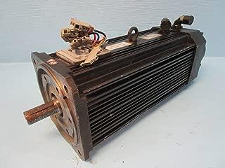 Lenze AC Servo Motor 390V 120 Hz 3510 RPM 17.70 HP 28.7 Amp MDFKABS100-22U 15 HP