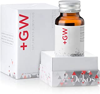 DEKÓS +GW Glow - combinación de Omega 3, Biotina, Cobre y vitaminas A, C, E y Zinc.
