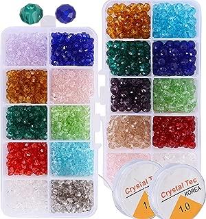 Cuentas de vidrio gefrostet 8 mm wollweiß 100 unidades bala joyas bricolaje perlas 70