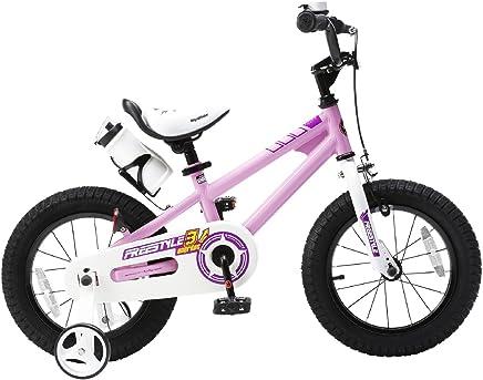 royalbaby BMX Freestyle para bicicleta de 50.8cm, bicicletas niños bicicleta con función atril, niño y niña de bicicletas con guardabarros, para bicicleta de 50.8cm, regalos para niños