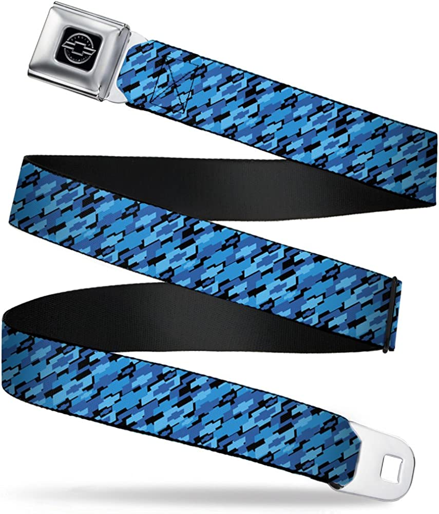 Buckle-Down Men's Seatbelt Belt