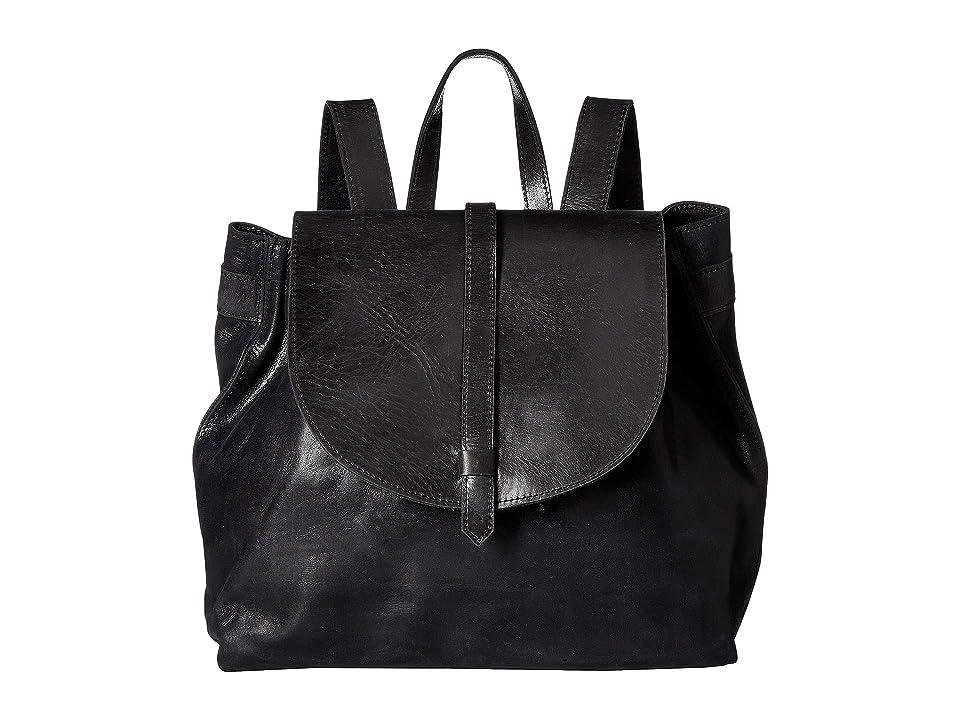 ABLE Tirhas Backpack (Black) Backpack Bags