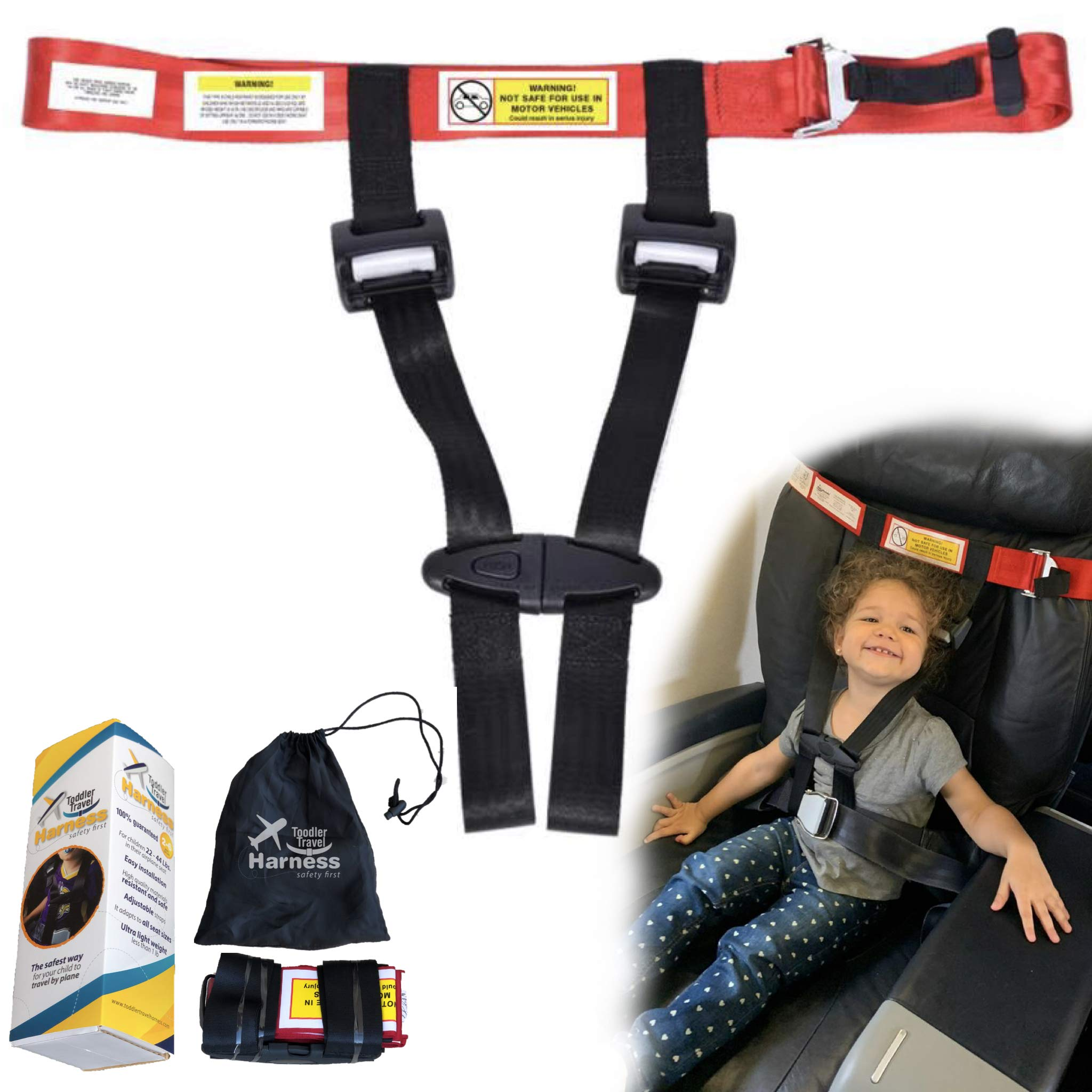Child Airplane Safety Travel Harness