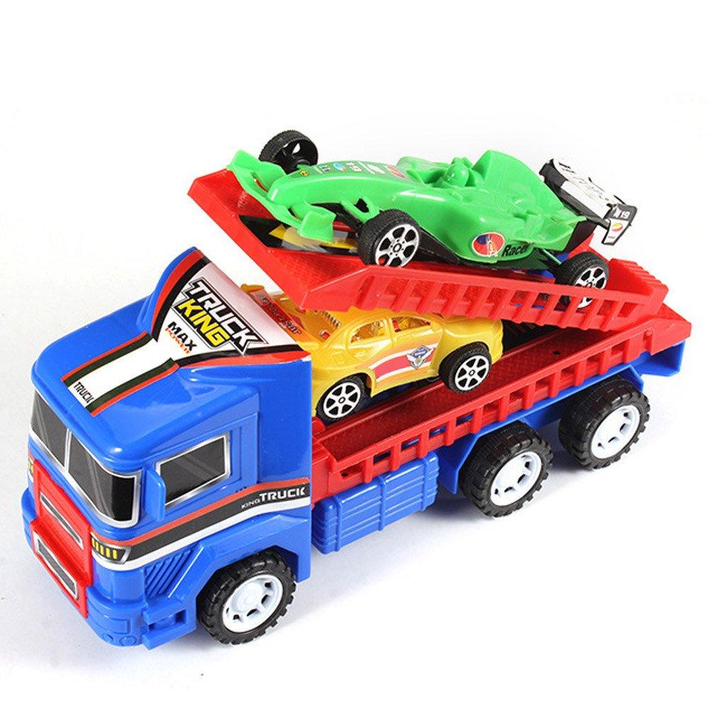 Familizo Niños Simulación Educativa Camión de Remolque Inertia ...