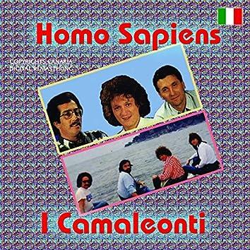 Homo sapiens e I Camaleonti
