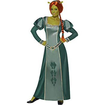 Smiffys - Disfraz de Fiona adultos, talla M (39452M): Amazon.es ...