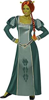 Smiffy's - Disfraz de Fiona para mujer, talla UK 16-18 (