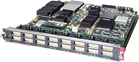 Cisco WS-X6816-10T-2TXL Interface Module (Renewed)
