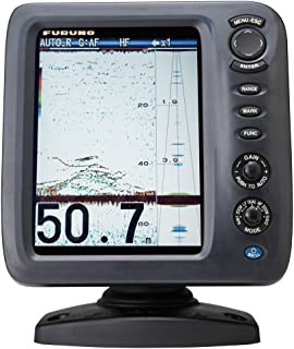 Furuno FCV588 Color LCD,  600/1000W,  50/200 KHz Operating Frequency Fish Finder Without Transducer,  8.4
