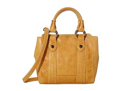 Frye Melissa Mini Tote Crossbody (Sunflower) Handbags