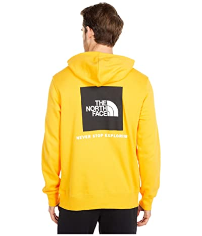 The North Face Box Nse Pullover Hoodie (Summit Gold) Men