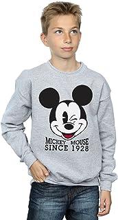 Disney niños Mickey Mouse Since 1928 Camisa De Entrenamiento