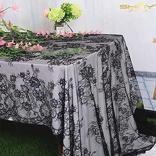 disposable lace tablecloths