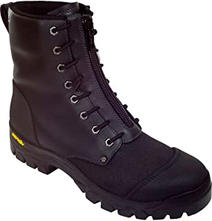 Twisted X Men's Fire-Resistant Waterproof Lace-Up Work Boot Steel Toe