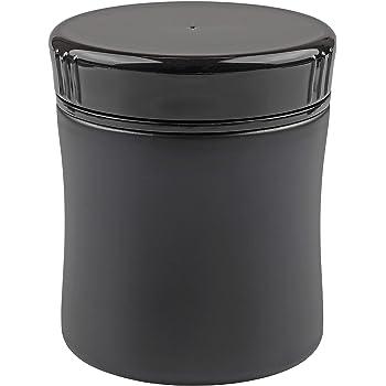 【BLKP】 パール金属 スープジャー 400ml 限定 ブラック フードジャー 保温 弁当箱 BLKP 黒 AZ-5027