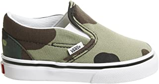 Vans Classic Slip On (Woodland Camo) (Toddler)