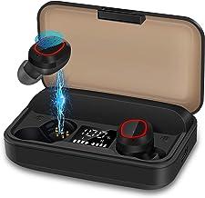bakibo Auriculares Inalámbricos Bluetooth 5.1,
