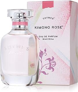 Thymes Perfume - 1.75 Fl Oz - Kimono Rose